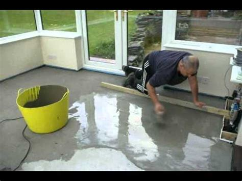 self leveling compound how to save money and do it yourself