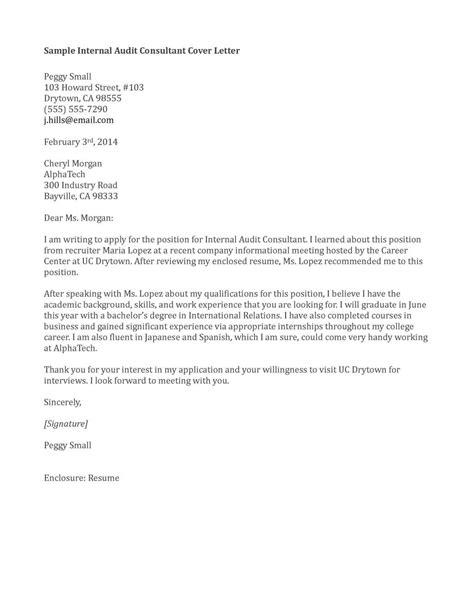 internal job cover letter apps