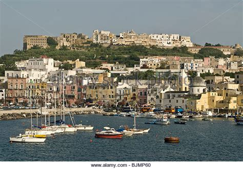 Italy Gulf Naples Procida Island Stock Photos And Italy Gulf