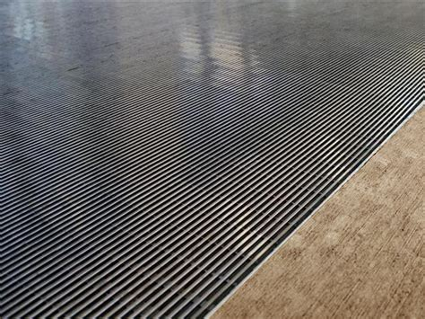 Stainless Steel Grid Recessed Metal Mats are GridLine Mats American Floor Mats
