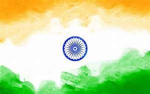 Tricolour Indian Flag HD 5K Wallpapers