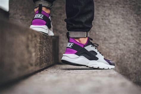 nike air huarache run ultra purple dynasty style  dressed sneakers nike nike air