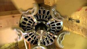 Hunter Original Ceiling Fan Model 23853 Brushed Nickel