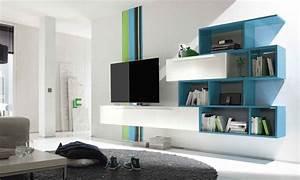 Pareti attrezzate moderne 70 idee di design per arredare for Pareti attrezzate tv