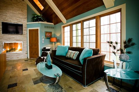 brown and aqua living room decor bedroom decorating ideas brown and teal fresh bedrooms