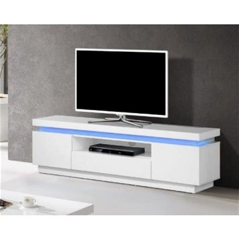 meuble tv home cinema integre 17 best ideas about meuble tv blanc laqu 233 on