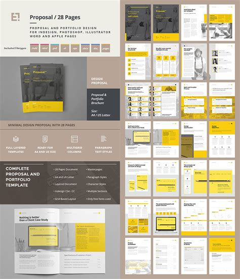 design proposal 15 best business templates for new client projects