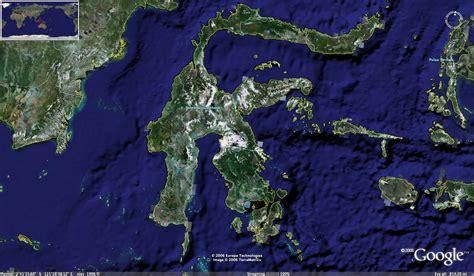 celebes gorontalo photo satelite
