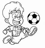 Soccer Ball Drawing Coloring Pages Balls Getdrawings sketch template