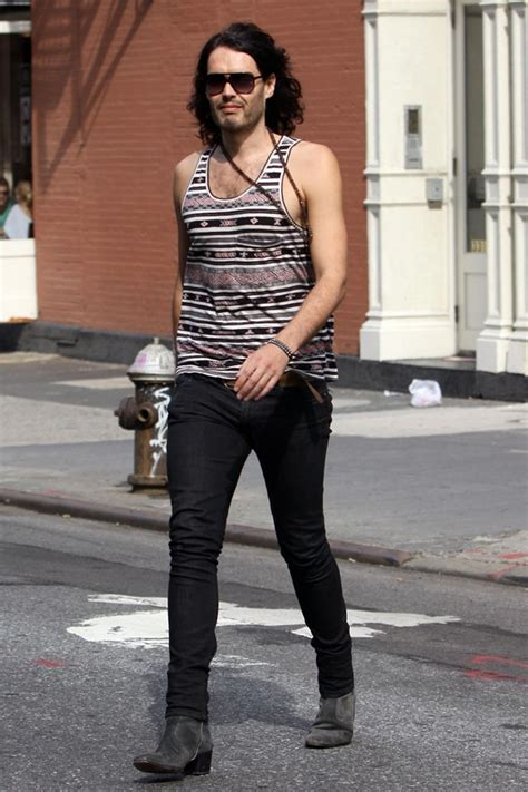 russell brand jeans would you wear women s jeans attire club by f f