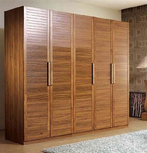 modern combination of solid wood wardrobe closet
