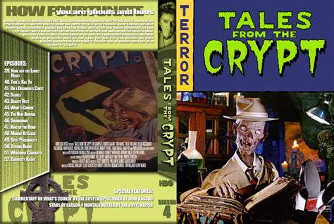 Tales From The Crypt The Complete Series 1-7
