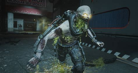 exo zombies infection advanced warfare exo zombies map infection is creepy vg247