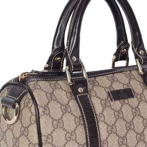 gucci monogram joy boston bag luxity