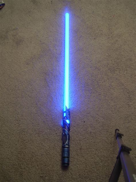 Lightsaber Lights by How I Build A Pvc Lightsaber The Creative Side Of The