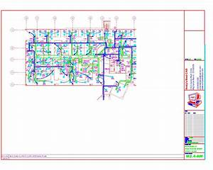 Autocad Hvac Drawings Pictures