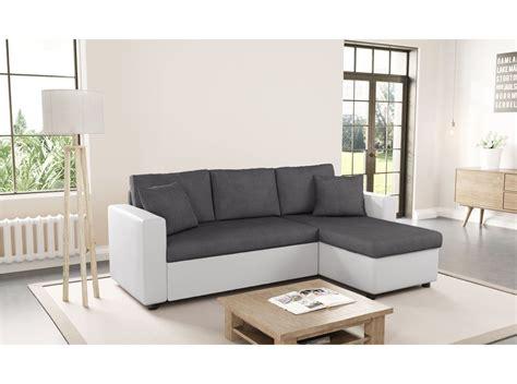 canape blanc d angle beau canape d angle gris et blanc 10 canapé d angle