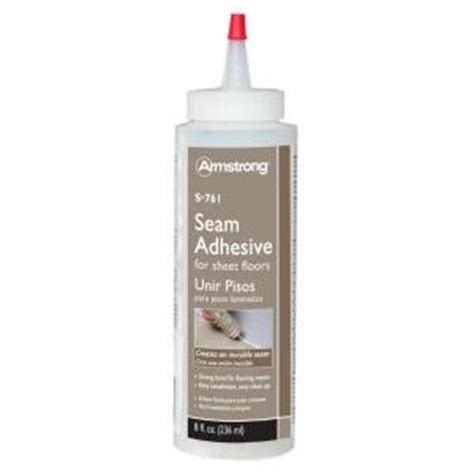 Armstrong 8 oz. Floor Seam Adhesive 00761123   The Home Depot