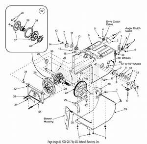 Mtd 31be665e118  2003  Parts Diagram For Frame