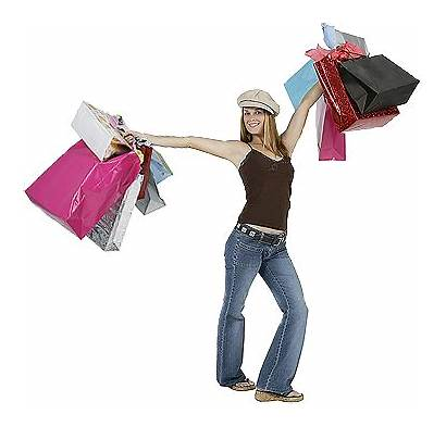 Shopping Suits Clothes Buying Shopper Need Without