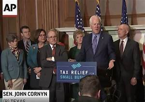 Senate Budget Committee Passes Tax Bill Along Party Lines