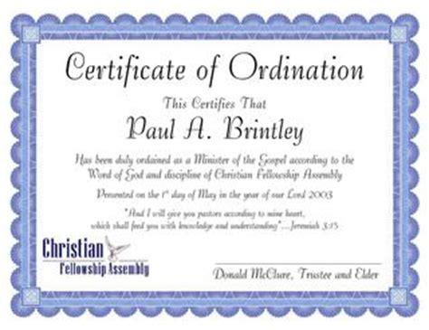 pastoral ordination certificate  patricia clay issuu