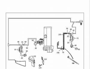 2001 C320 Leak Sound