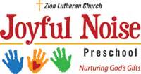 joyful noise preschool york pa nurturing god s gifts 120 | JoyfulNoiseLogo2011