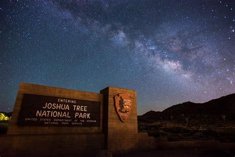 Stargazing Joshua Tree National Park Us National Park