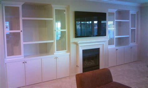 Custom Cabinets  Entertainment Centersbuilt Ins
