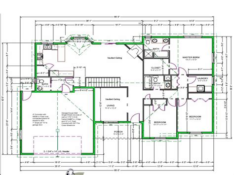 floor plan free draw house plans free draw simple floor plans free plans