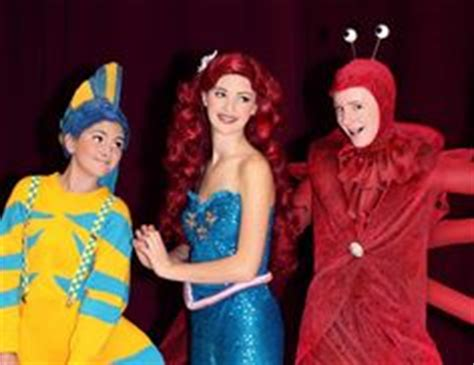Flounder Costumes Little Mermaid Meningrey