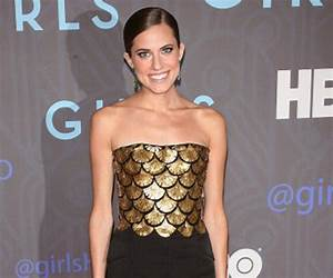 Allison Williams talks watching sex scenes with dad - NY ...