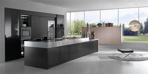 modele de cuisine moderne avec ilot modele cuisine contemporaine avec ilot central cuisine