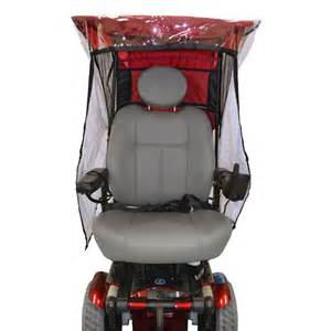 discount chair covers diestco wheelchair and scooter canopy enclosure