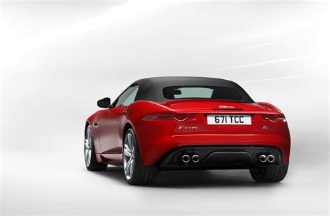 Jaguar Launches F-type Sports Convertible In India