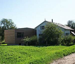 Anbau An Einfamilienhaus : adank partner anbau an best einfamilienhaus r 8596 scherzingen ~ Indierocktalk.com Haus und Dekorationen