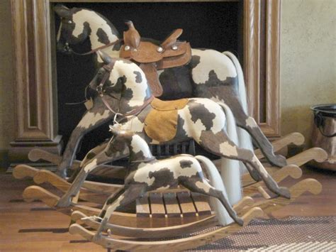 wilson rocking horses home