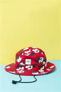 Mickey Mouse Bucket Hat