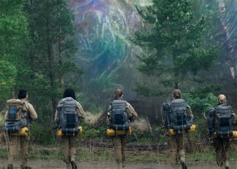 Annihilation Shimmer Featurette Trailer Released By