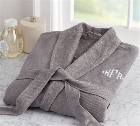 pottery barn robe organic spa robe pottery barn