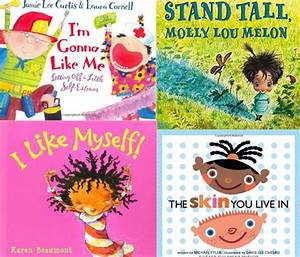 Children's Books that Teach Kids about Positive Body Image