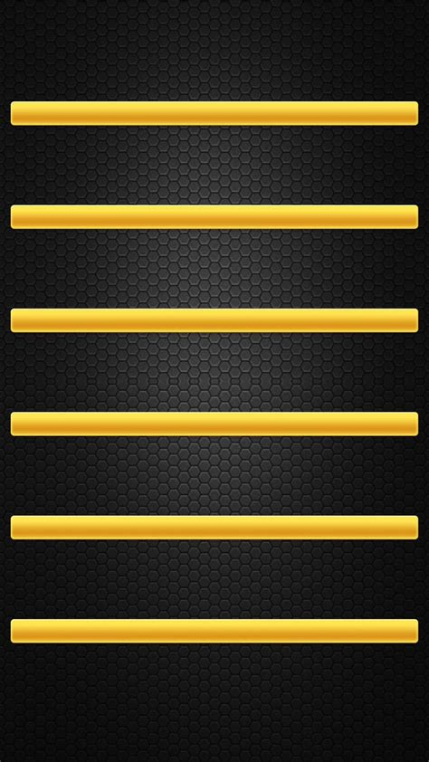 tap and get the free app shelves simple black yellow