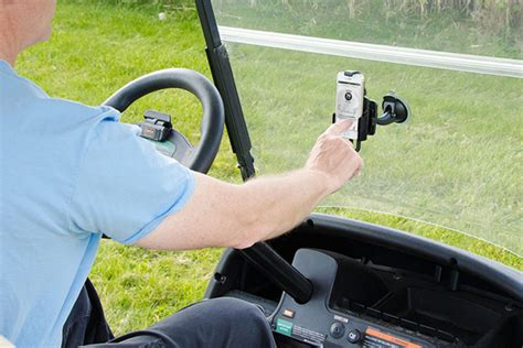 Golf Cart Phone And Tablet Holders And Mounts