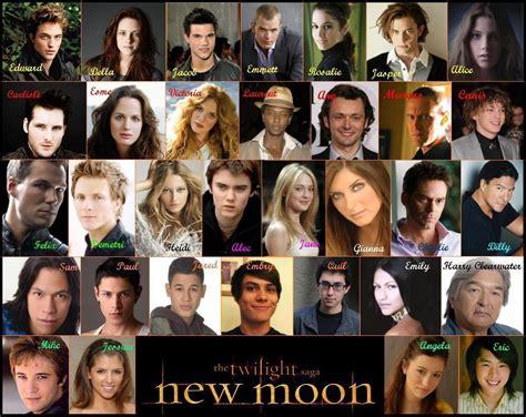 complete cast   moon twilighters fan art