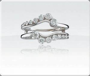 3 4ct tw diamond journey insert band 14kt white gold With rogers and holland wedding rings