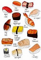 Oriental Food Names Photos