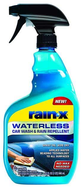 Rain  Waterless Car Wash Review   Save Money