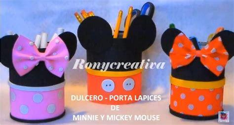 dulceros de minnie y mickey mouse para los peques minnie dorada
