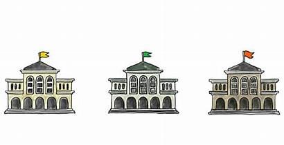 University Types Animated